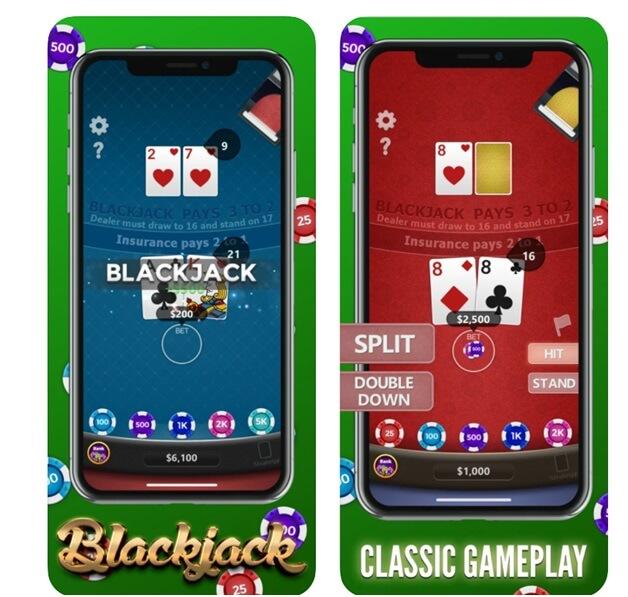 Blackjack 21 by Banana