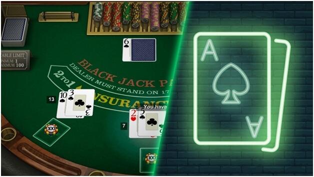 Blackjack bonuses