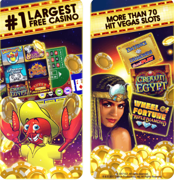 Double Down Casino app