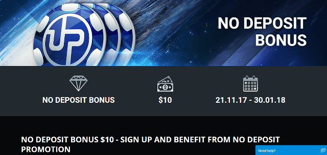 What is no deposit bonus