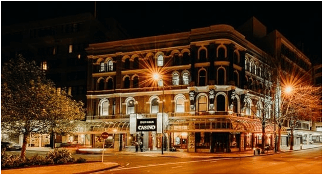 Dunedin Casino Baccarat