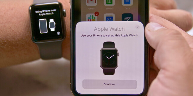 Features to use when Apple Watch is Paired to your iPhone