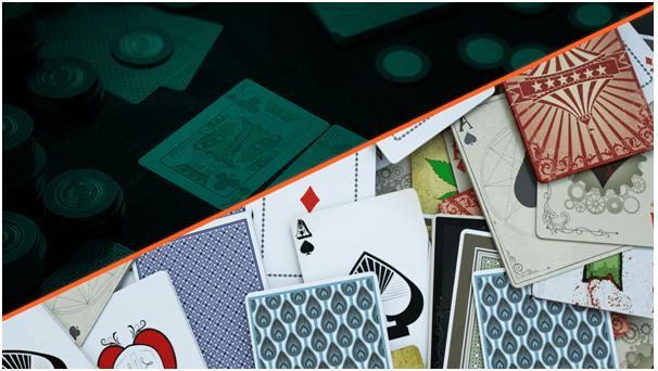Full house poker