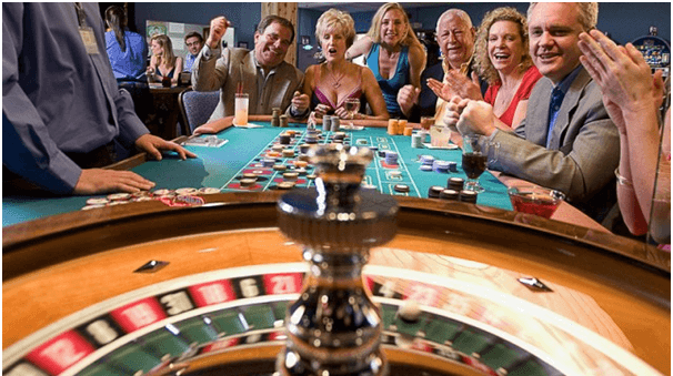 Game of Roulette