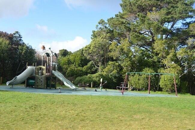 George Denton Park Playground, Highbury