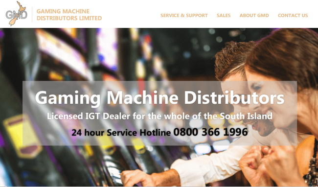 Get from Gaming Machine Distributors
