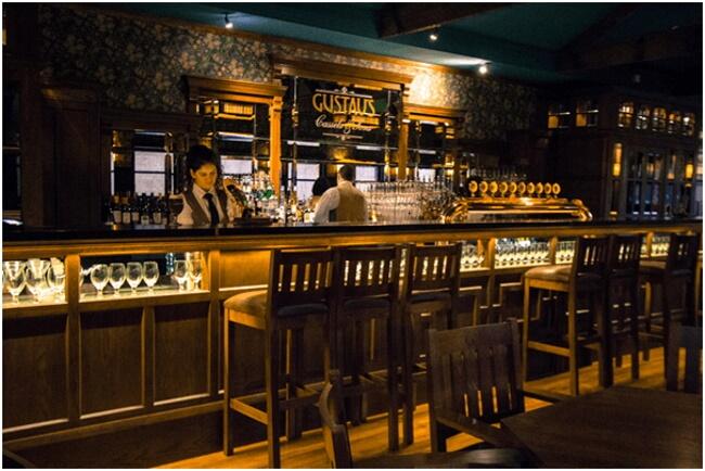 Gustva's Wine Bar and Kitchen