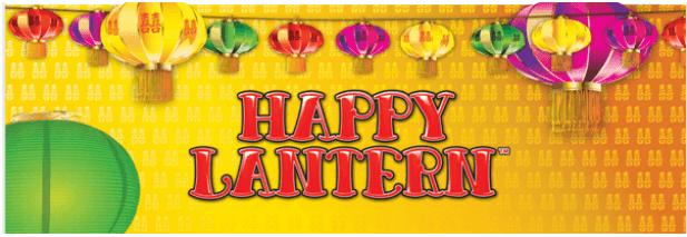 Happy Lantern pokies game