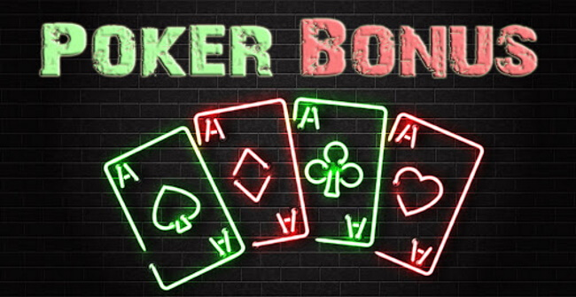 How to cash in Poker Bonus