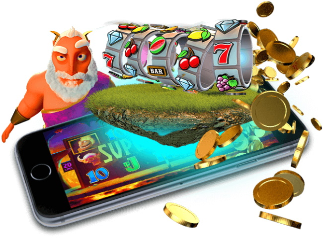 How to play Break Da Bank with mobile