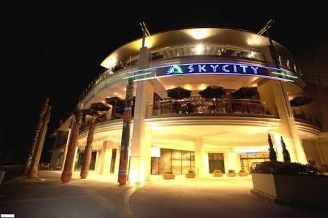 SkyCity Hamilton.