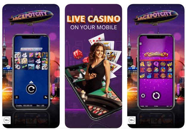 Jackpot city casino Mobile casino