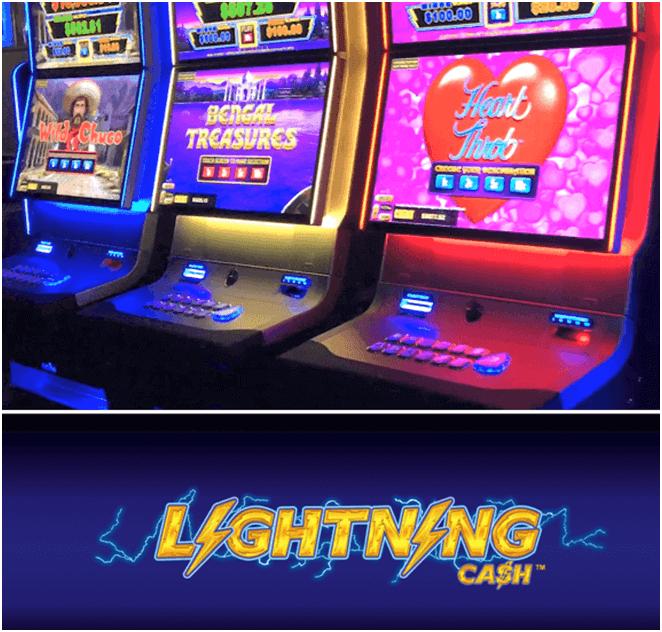 Lightning Cash Series Of Lightning Pokies To Enjoy At Real Nz Casinos