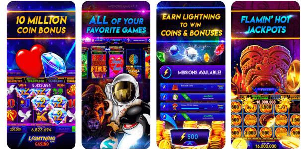 Lightning link app