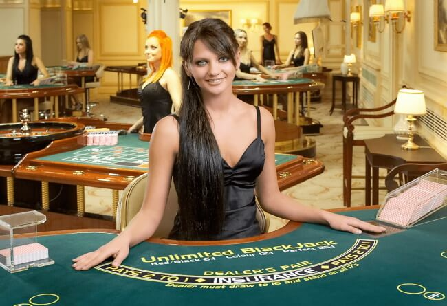 Live Dealer Games - Multiplayer casino games