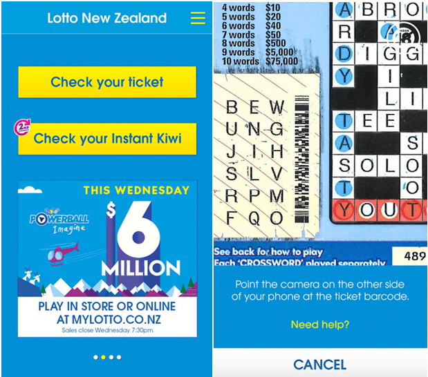 Lotto Nz Online
