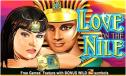 Love on the Nile pokies
