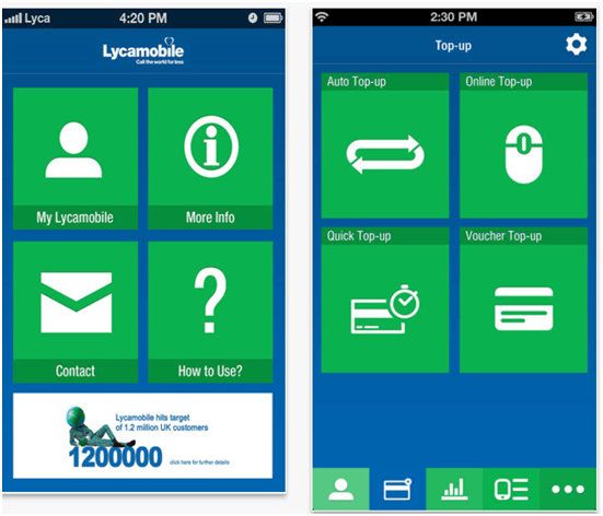 Lyca App