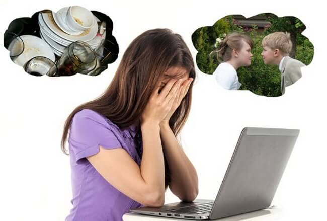 Many Kiwis are stressed if they do not find internet