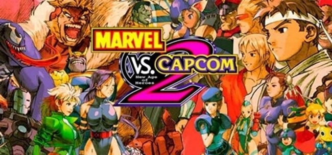 Marvel vs. Capcom 2 A New Age of Heroes