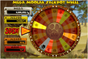 Mega Moolah Jackpots to win