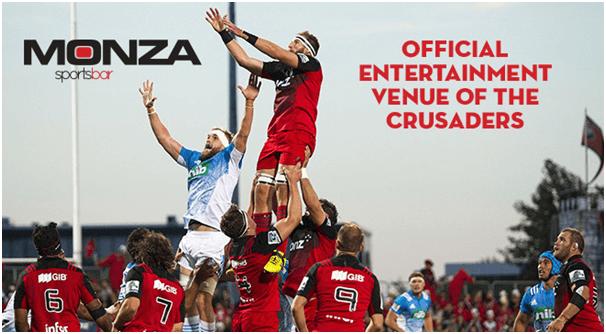 Monza Sports Bar NZ