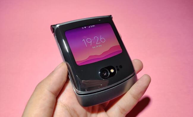 Motorola Razr 2021