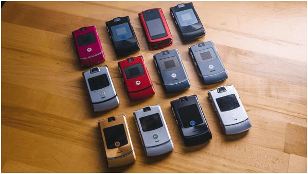 Motorola new phone razr