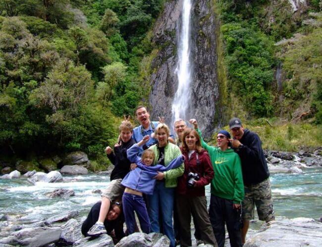 New Zealand Family Adventure 'Kea'