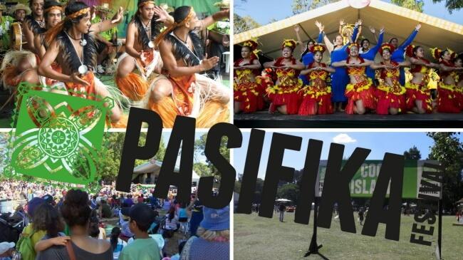 Pasifika Festival -Festivals to enjoy