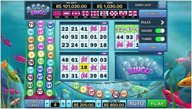 Pesca Bingo