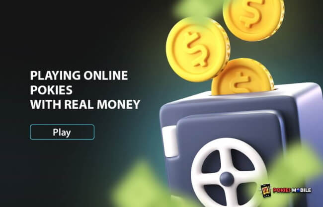 Playing Online Pokies with Real Money