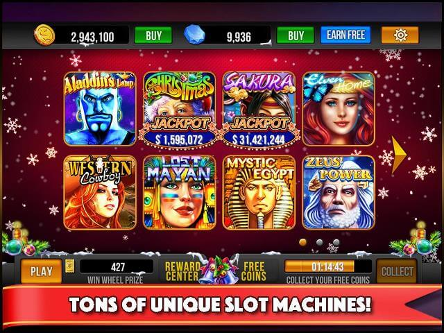 Playing the Free Spins