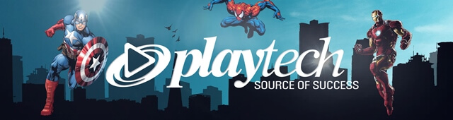Playtech -Top 5 Online Slot Gaming Manufacturers