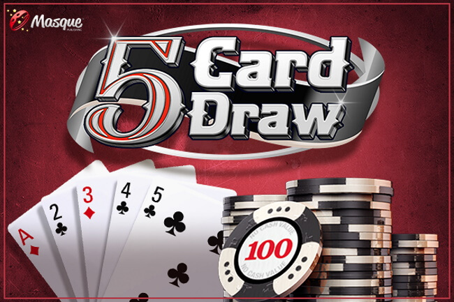 Poker 5 Card Draw
