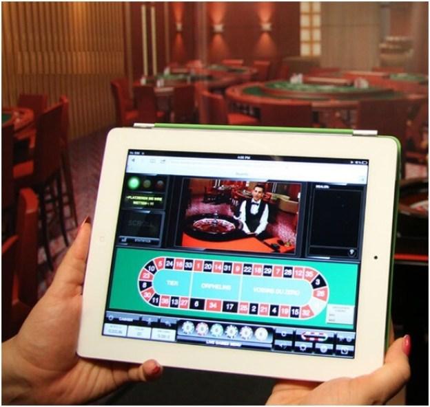 Pokies on safari iPad