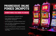 Progressive Online Pokies Jackpots - Everything You Need To Know