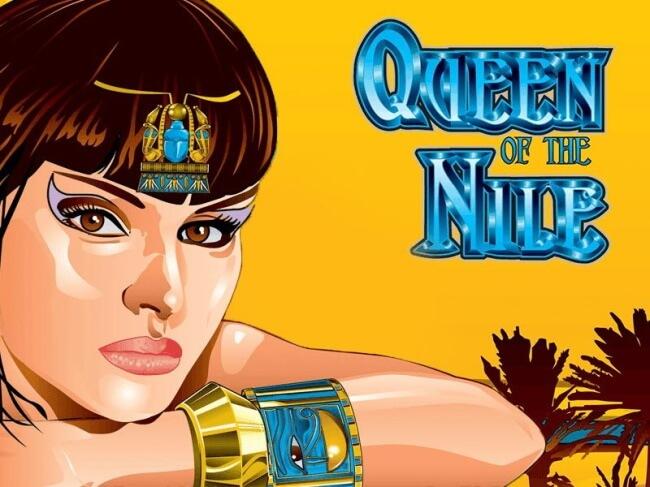 Queen of the Nile Pokies