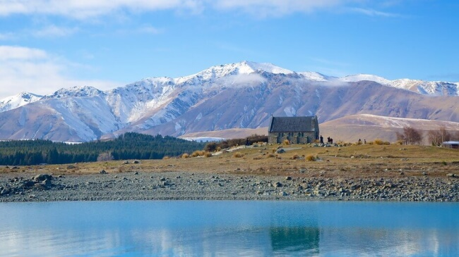 Queenstown, Lake Wanaka and Mt Cook 3-4 days