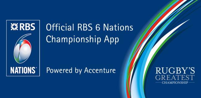 RBS 6 Nations Championship App