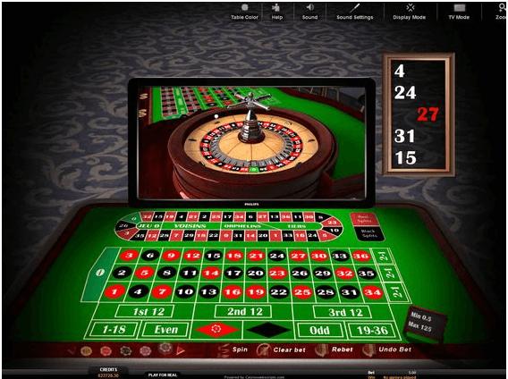 Online casinos NZD $5 roulette tables
