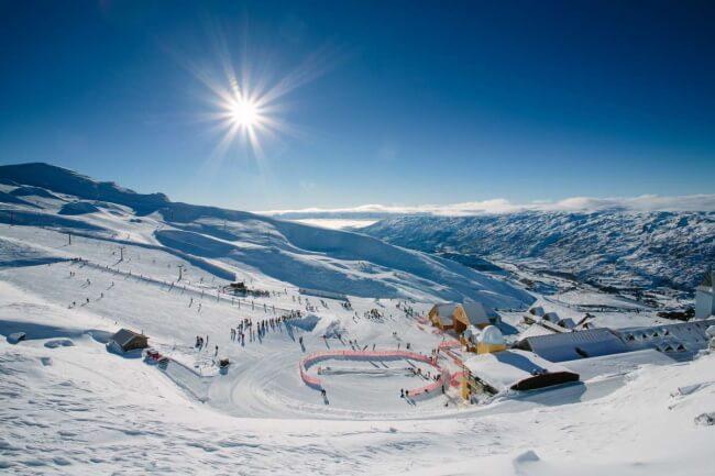 Commercial Ski Fields