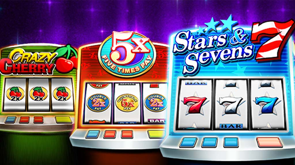 classic slots or modern slot machines