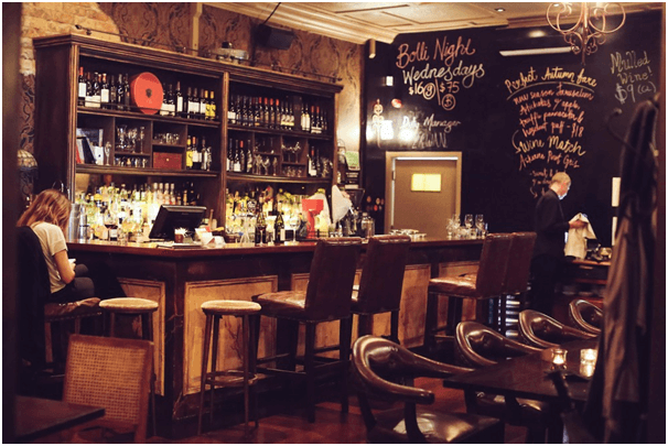 Stafford road bar