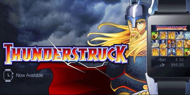 Thunderstruck Mobile