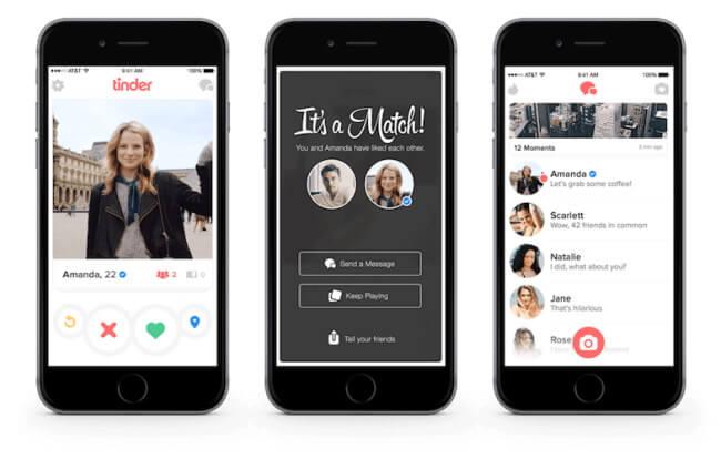 Tinder - Best NZ Dating Apps