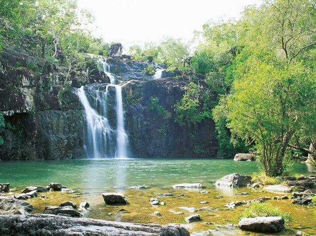 Visit the Cedar Creek Falls