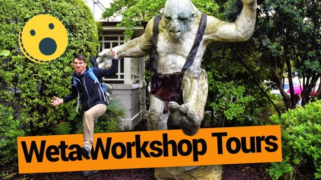 Weta Cave And Workshop