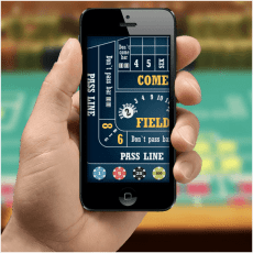 What are the best Craps system to use when playing at mobile casino