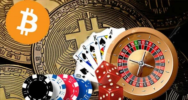 What are the uses of bitcoin in gambling